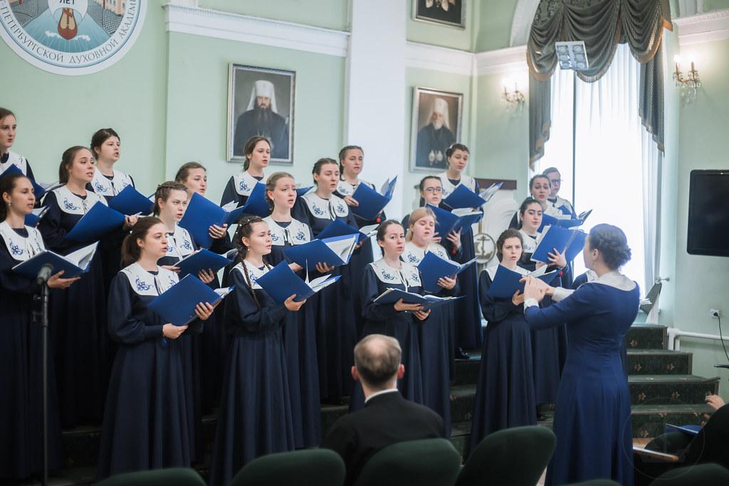 5 мая 2019, Экзамен по дирижированию / 5 May 2019, Exam Faculty of the choir conductor