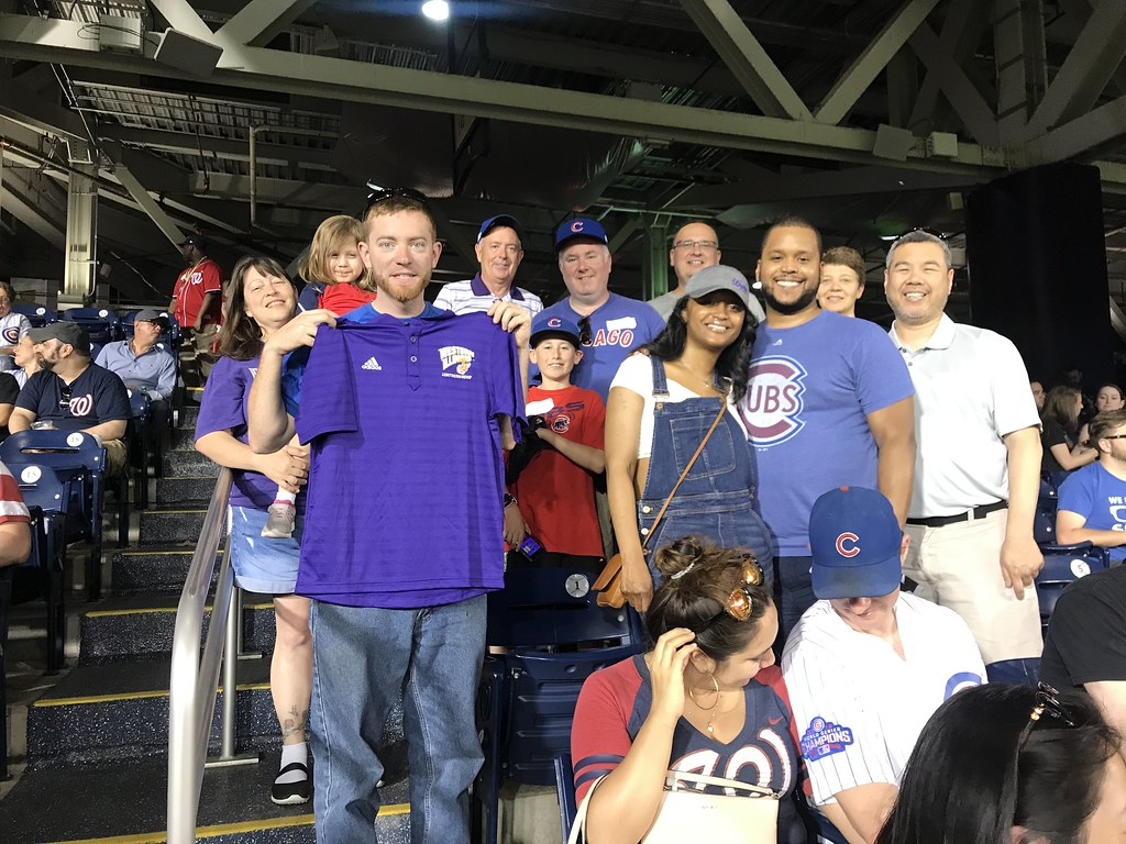 Chicago Cubs at Washington Nationals Pregame Social & Baseball Game, 5/18/19