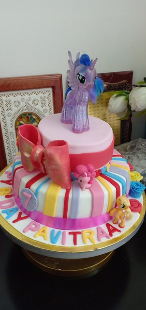 Unicorn Cake by Zubiya Zaidi of Zuby's Confectionery