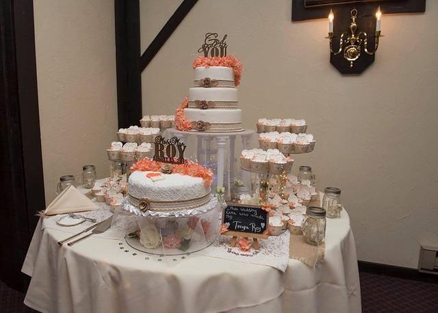 The Wedding Ceremony by Tonya Roy
