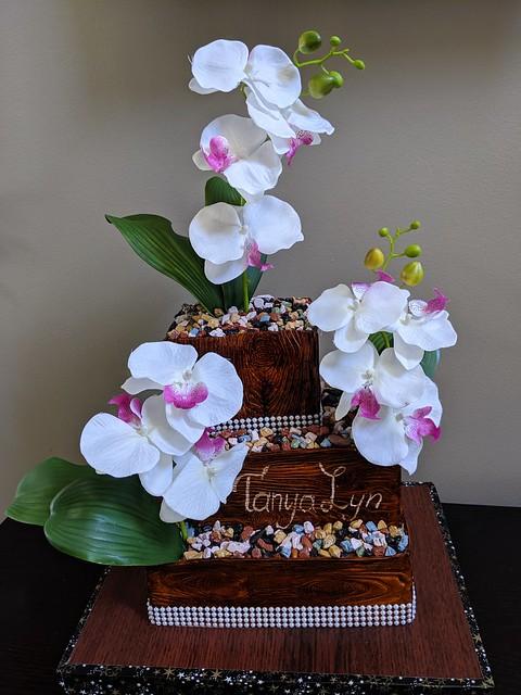Cake by Svetlana Cartwright of Svetlana's Magical Cakes and More