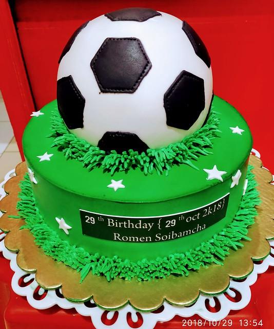 Cake by Yaisna S