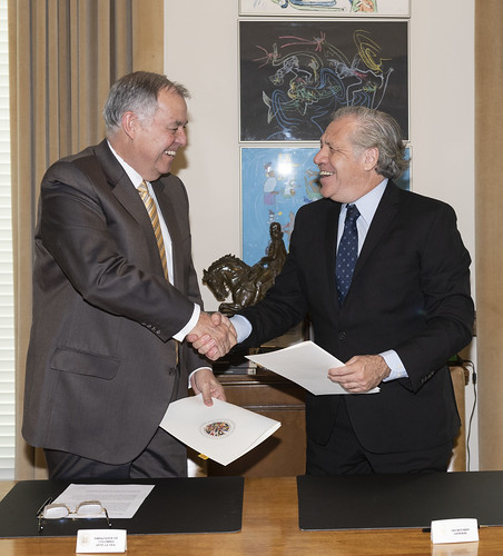 OAS and Colombia to Cooperate in Digital Security