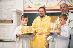 4 июня 2019, Архиепископ Амвросий совершил Литургию в престольный праздник кафедрального собора города Бар в Черногории