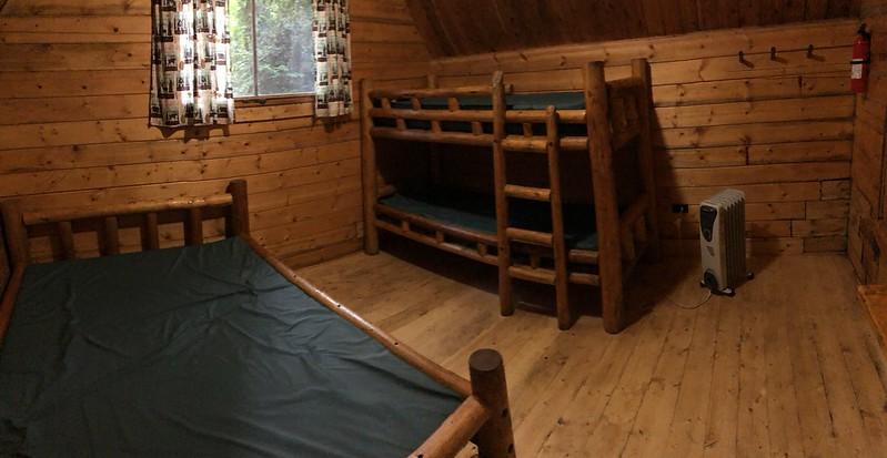 KOA cabin