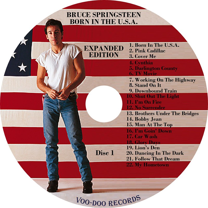 Bruce Springsteen Born In The U S A Album 35 Years Later Page 5 Steve Hoffman Music Forums