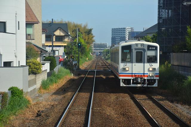 関東鉄道南守谷-守谷駅