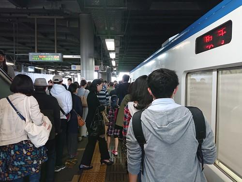 利用客の多い関東鉄道常総線