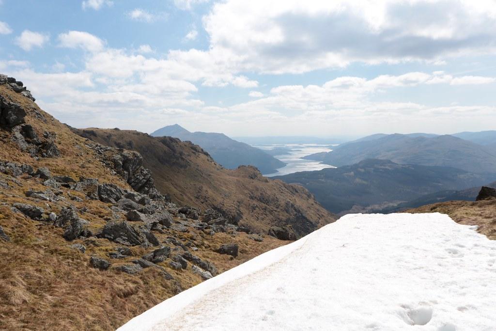 Ben Lomond and Loch Lomond