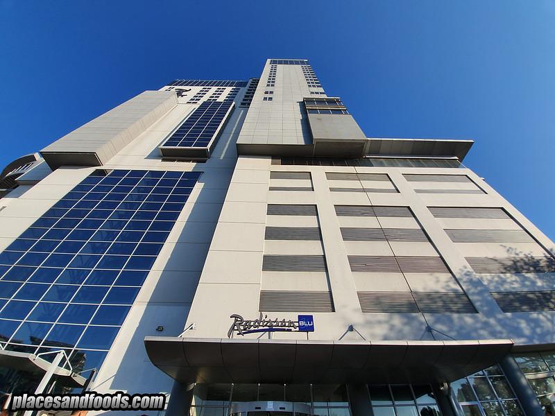 Radisson Blu Hotel Sandton Johannesburg