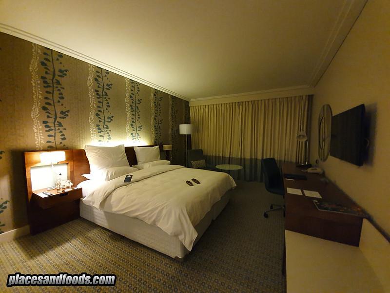 Radisson Blu Hotel Sandton Johannesburg room