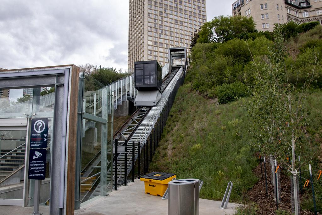 100 Street Funicular