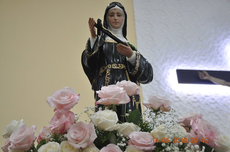 Missas de Santa Rita - 22/05/2019