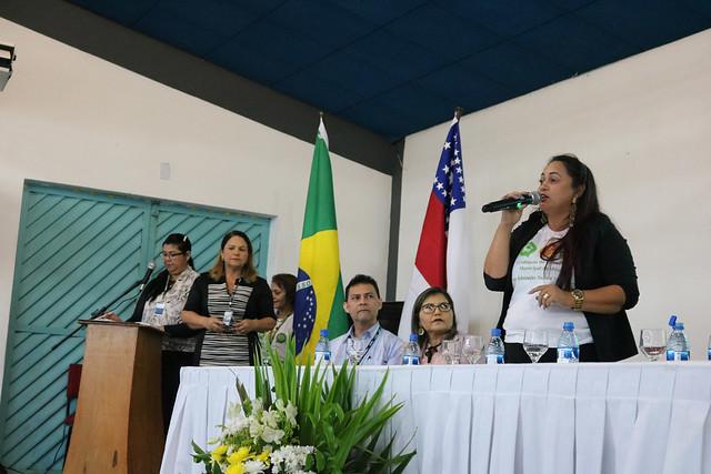 05.06.19 V Conferência Municipal discute sobre os Desafios de Envelhecer e o Papel das Politicas Públicas.