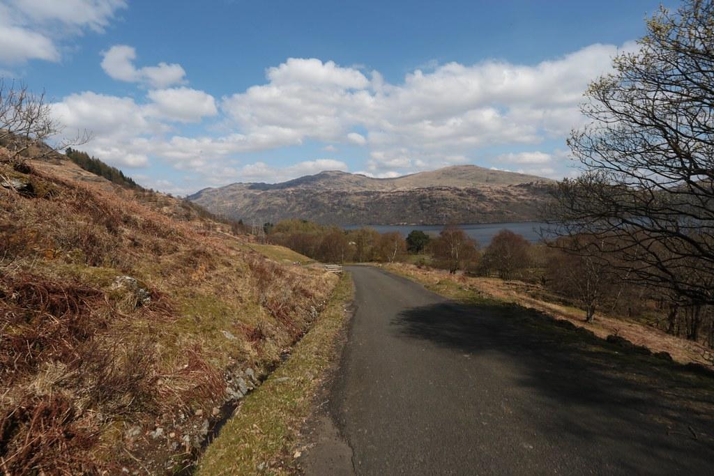 Descent to Loch Lomond