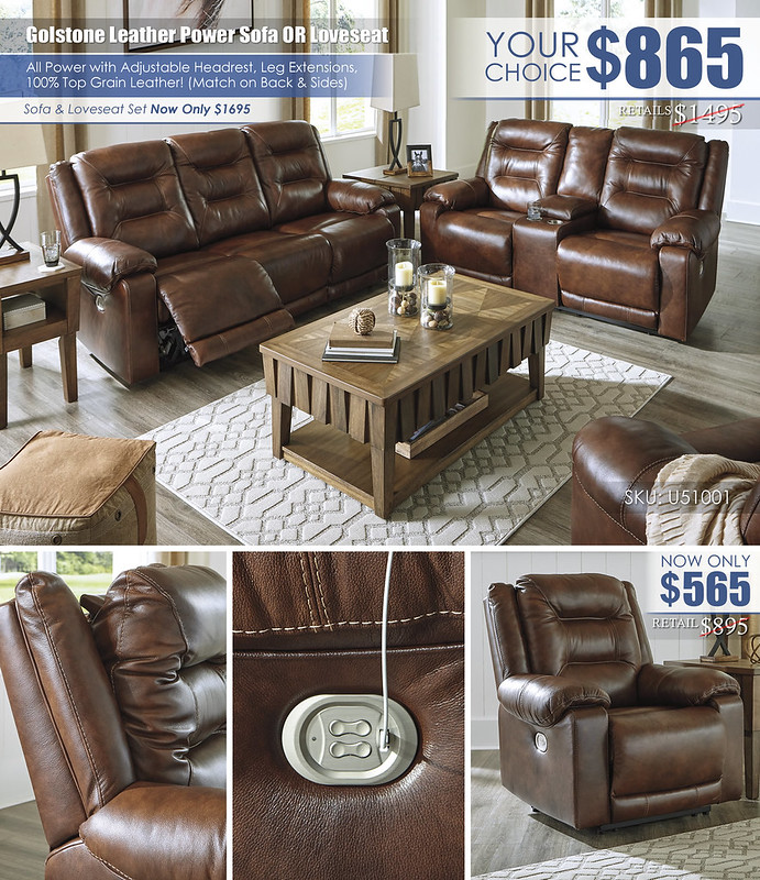 Golstone Reclining Sofa & Loveseat Set_Your Choice_Layout_U51001-MOOD-B