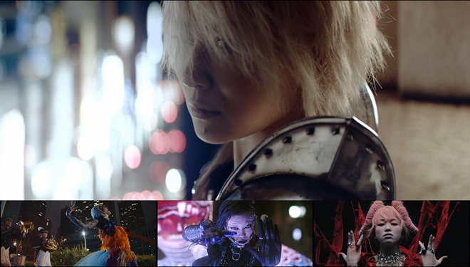 椎名林檎 來自新作『三毒史』中的「鶏と蛇と豚」 MV公開
