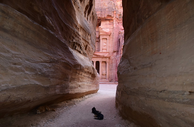 The Treasure, Petra, Jordan, June 2019 271