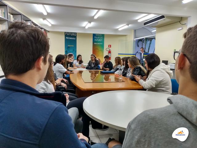 Projeto 'Profissionais do Futuro' | Unidades Taubaté e Pindamonhangaba