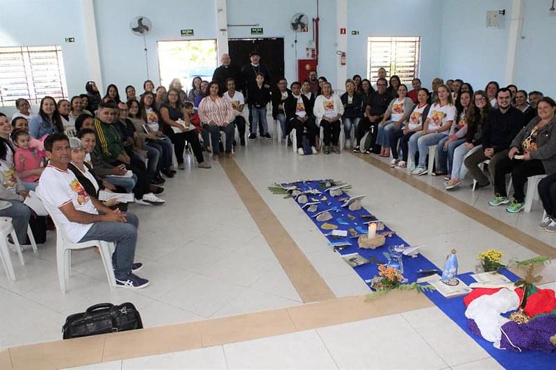 Visita Pastoral - N. Sra. do Bonsucesso