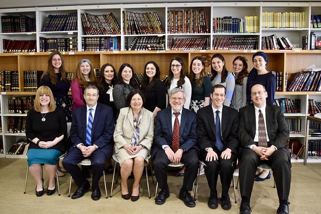 2019 Graduate Program in Advanced Talmudic Studies - Closing Ceremony