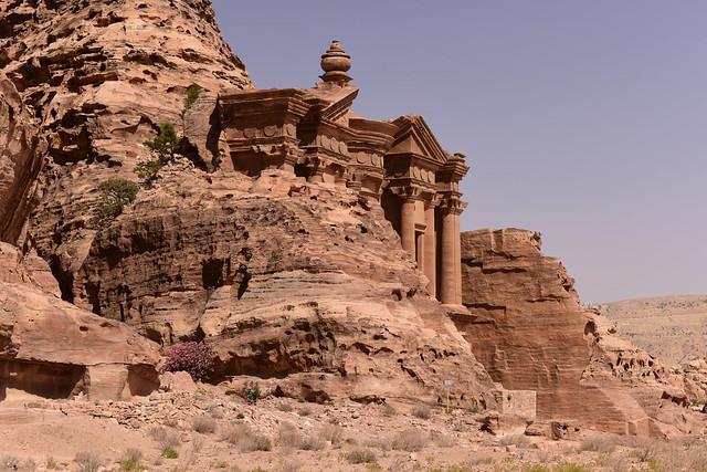 The Monastery, Petra, Jordan, June 2019 028