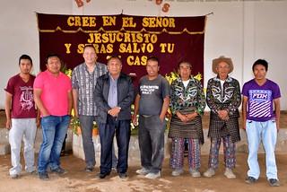 Deacons of Manantial de Vida