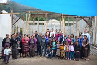 Families of Manantial de Vida