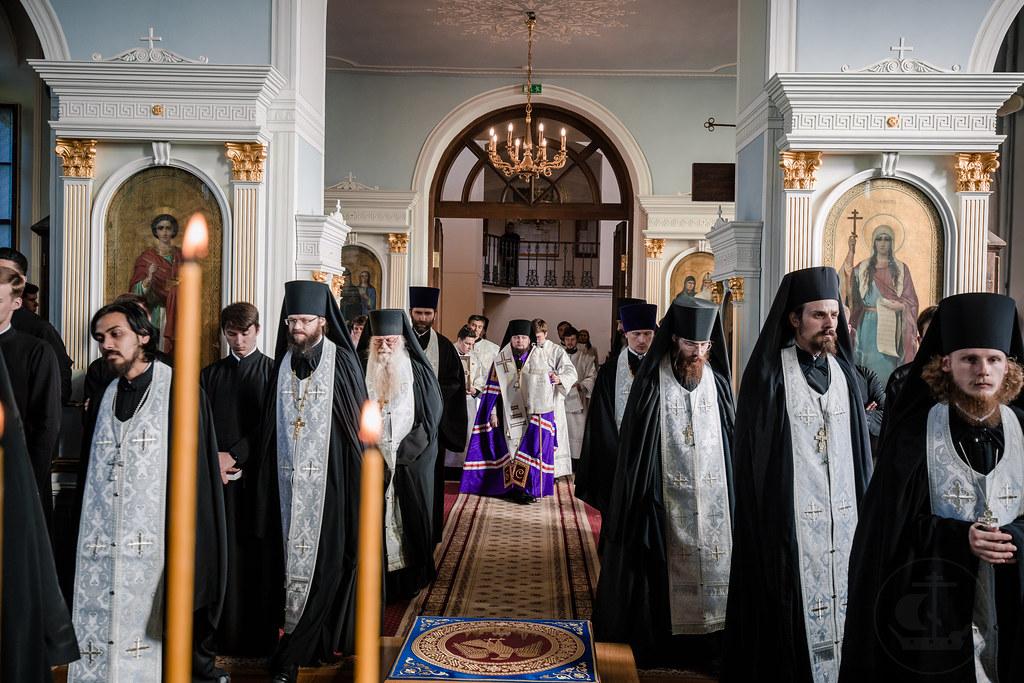 5 июня 2019, Всенощное накануне Вознесения Господня / 5 June 2019, Vigil on the eve of the Lord's Ascension