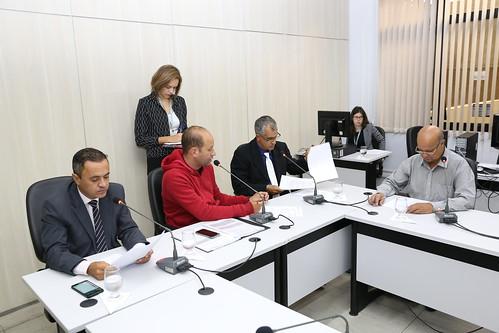 15ª Reunião Ordinária - Comissão Saúde e Saneamento