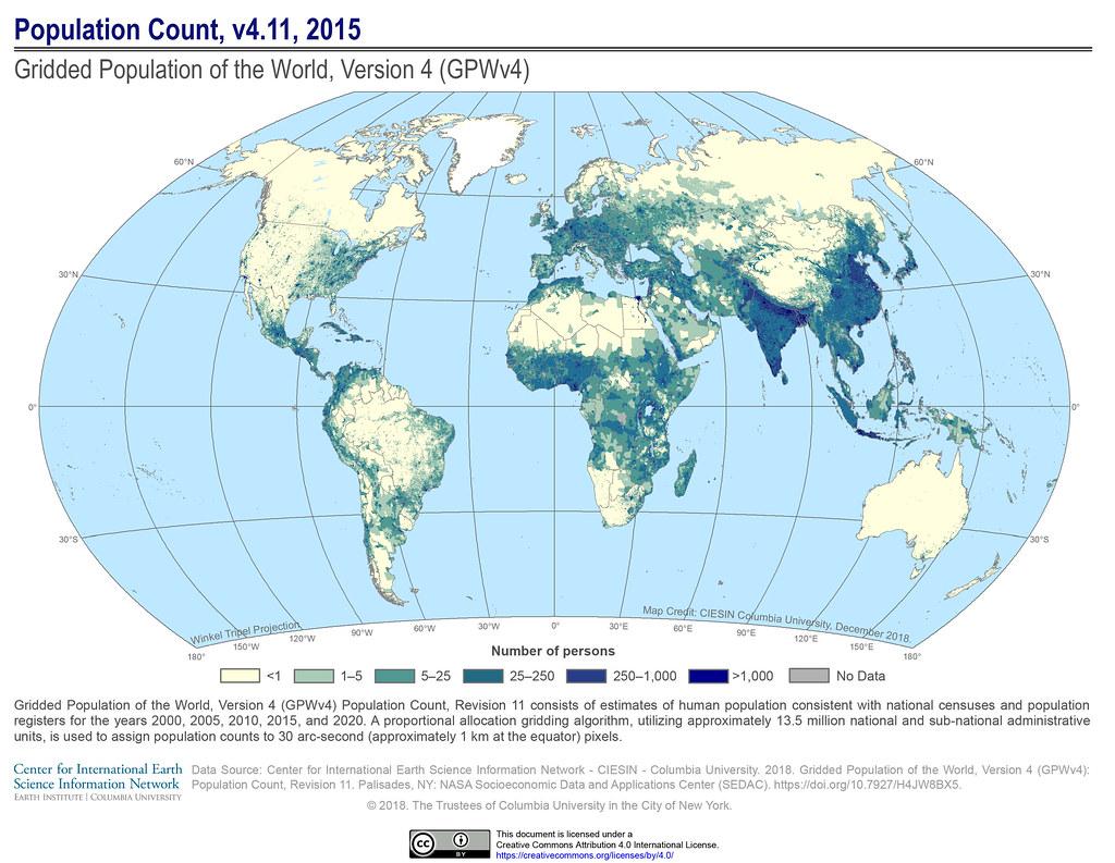 Population Count, v4.11, 2015