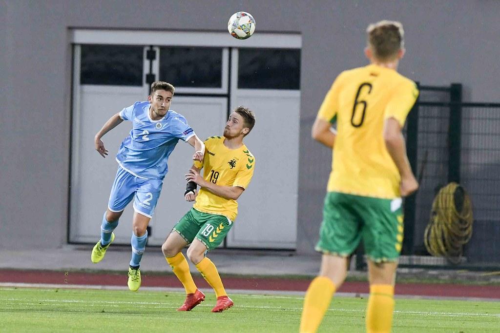 U21 | San Marino-Lituania