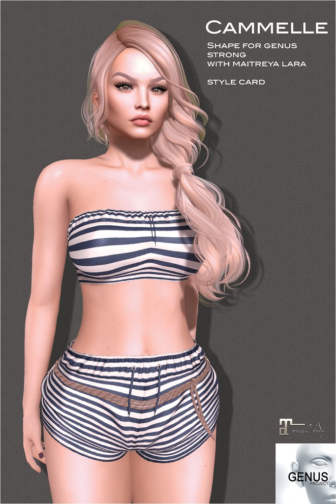 [Selene Creations] Shape Cammelle @SWANK exclusive 06