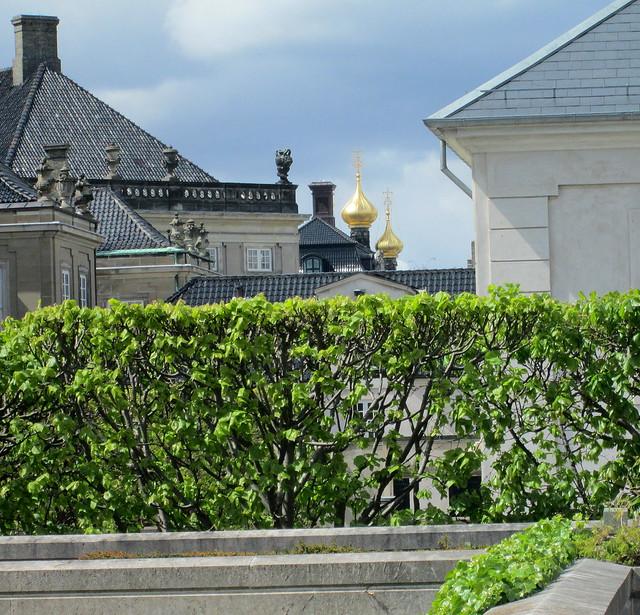 Onion  Domes, Copenhagen