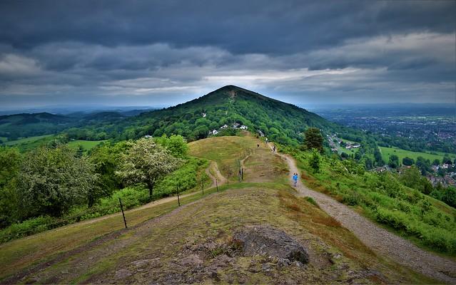 Malvern Hills walk