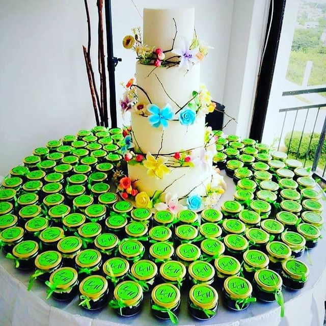 Cake from John Christopher Ofina of Dream Cakes and Cupcakes By Chef Chris