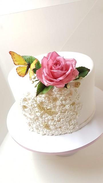 Cake by Tania Chiaramonte