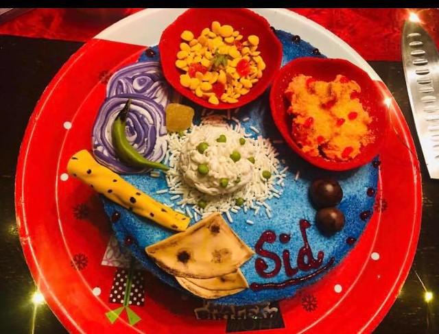Cake by Raunak Siddharth Choudhary