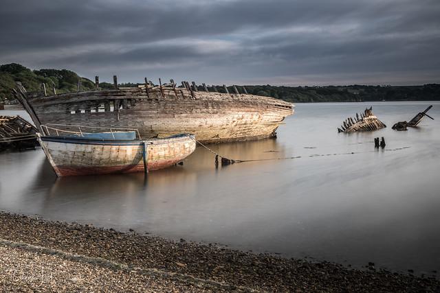 Old Boat...