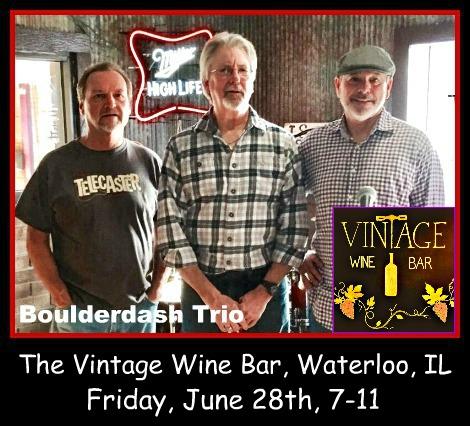 Boulderdash Trio 6-28-19