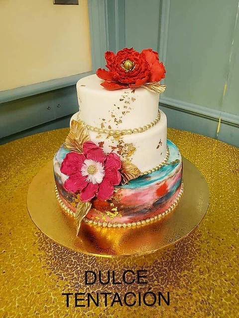Cake by Dulce Tentación