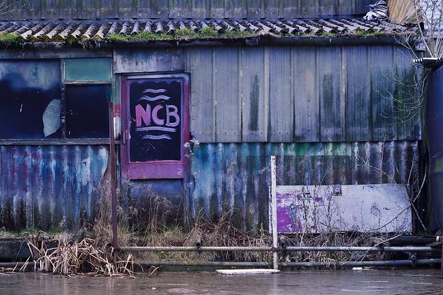 Norton Canes Boat Yard, Norton Canes, Walsall 15/03/2019