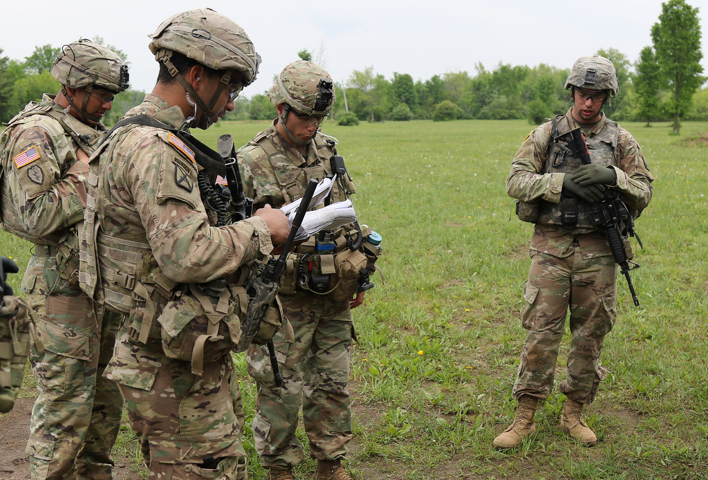 7th Engineer Battalion Live Fire | Soldiers with the 7th Eng