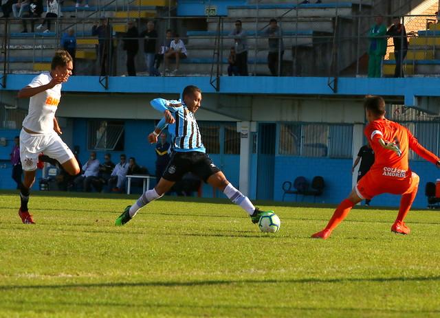 Brasileiro Sub-17 - Grêmio 1 x 0 Corinthians