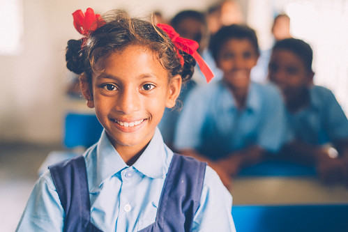 India primary school successfully completes 10th school year; 8 orphans graduate from high school; one graduate's success story in her own words   by Peace Gospel