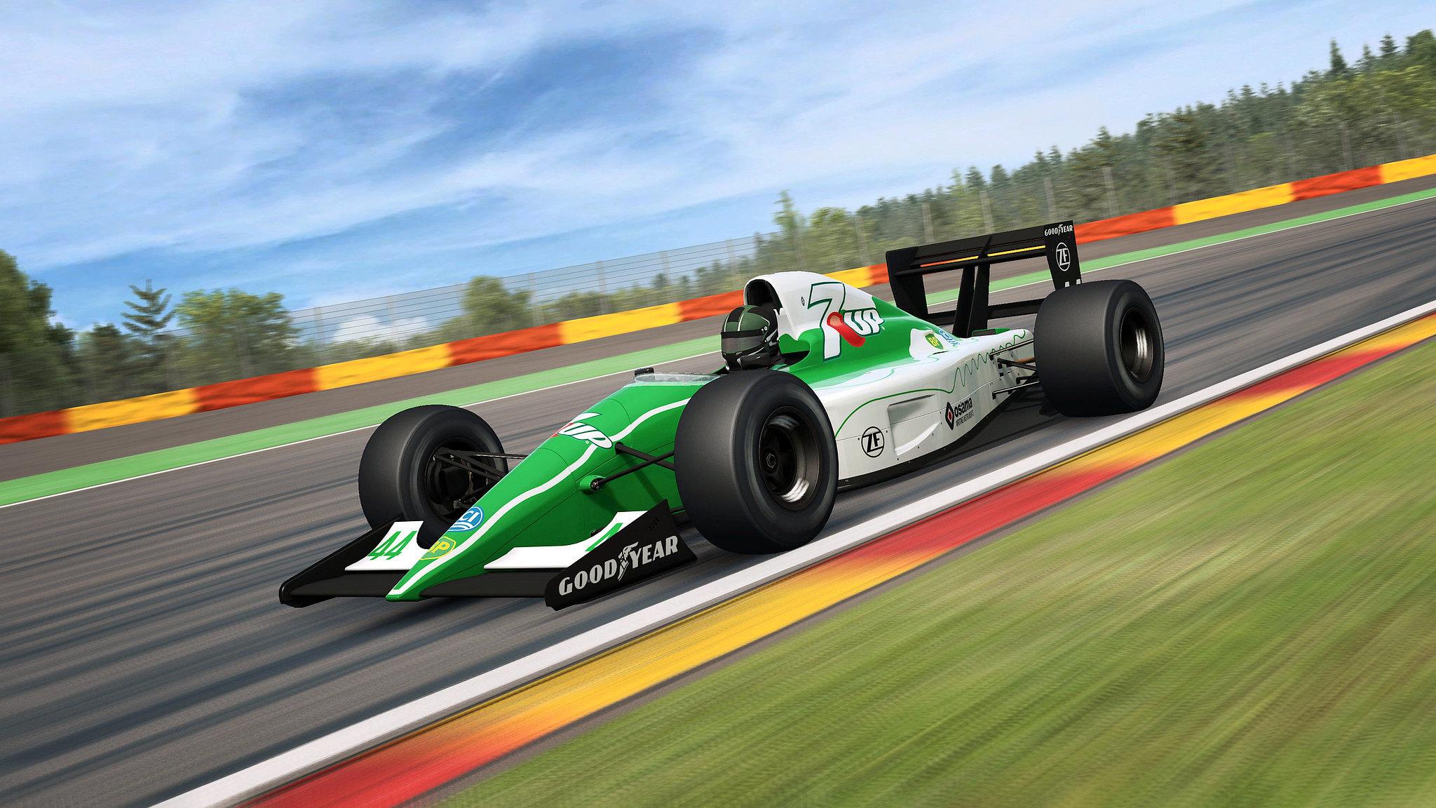 RaceRoom FR90 4