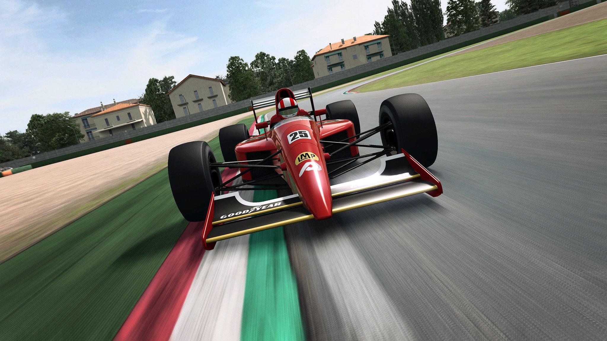 RaceRoom FR90 1