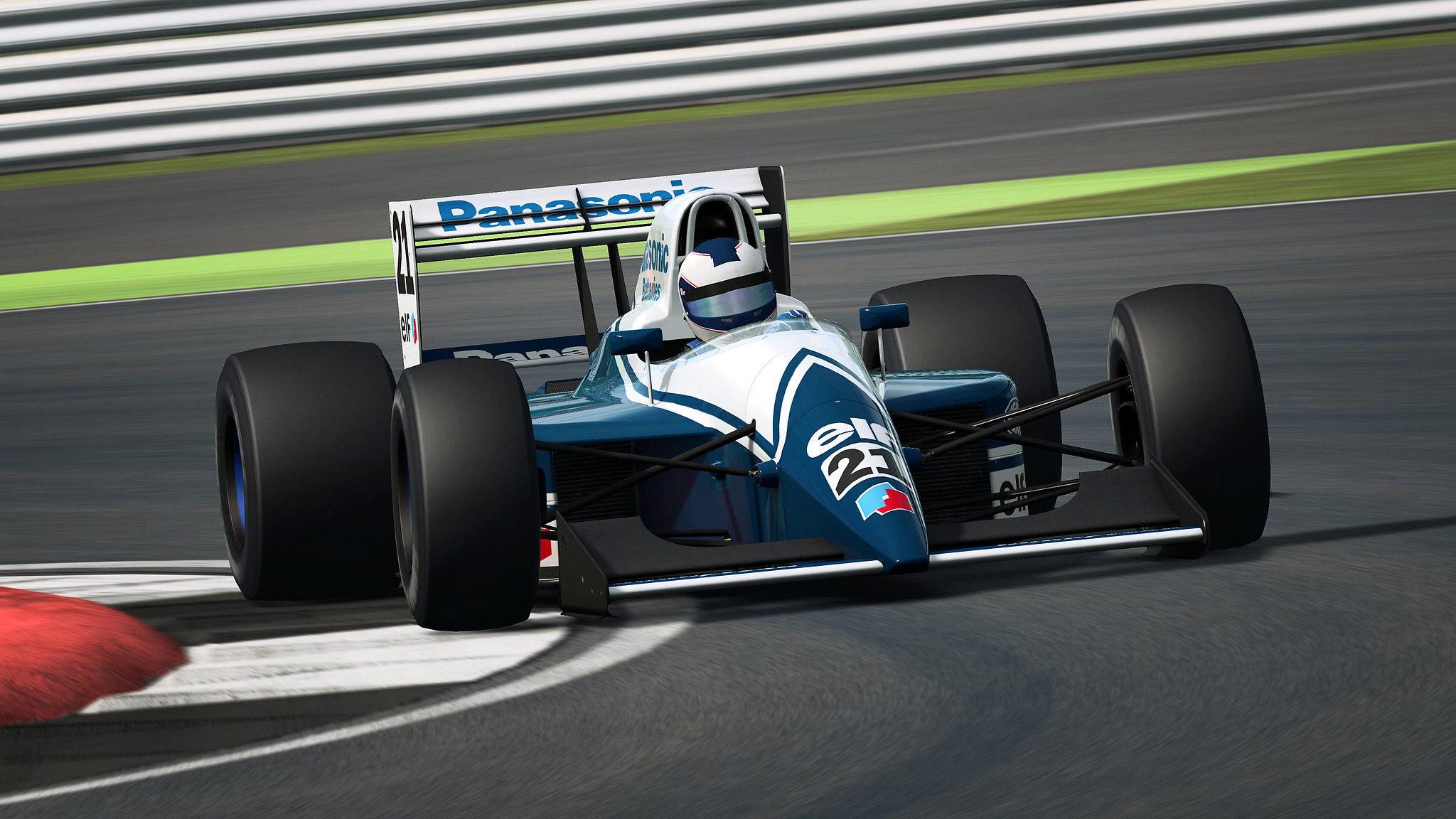 RaceRoom FR90 2