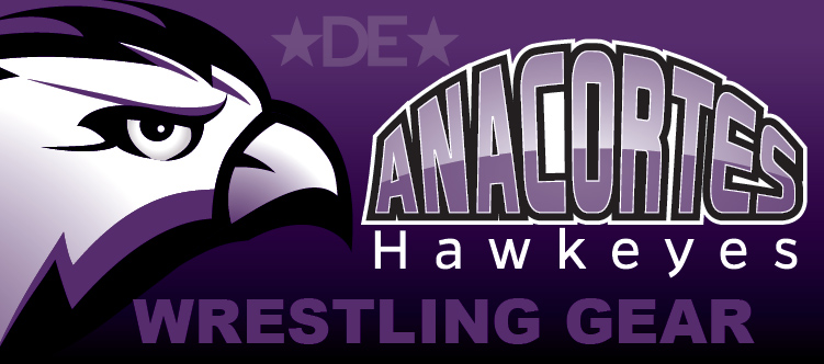Anacortes Hawkeyes Wrestling Gear