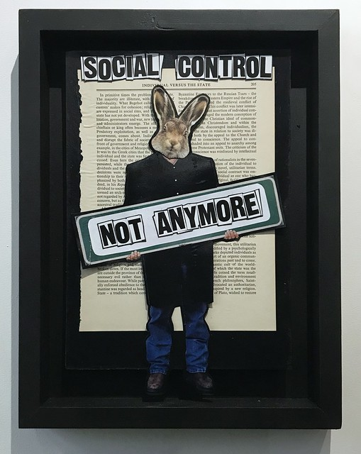Benjamin Irritant - Social Control  - Not Any More